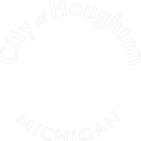 City of Houghton Miner logo